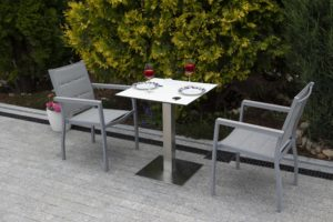 Фото-Мебель для веранды кафе Oviedo