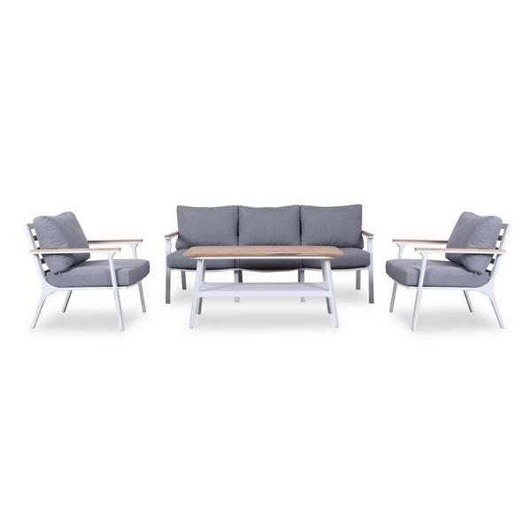 Садовая мебель CONCORDE L white