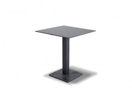 Фото-Стол для кафе Cafe 64 grey granite HPL