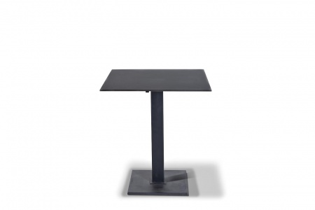 Фото-Стол для кафе Cafe 80 grey granite HPL