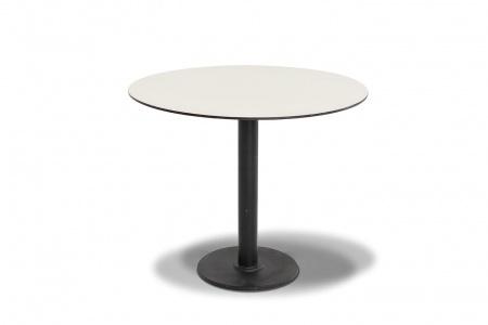 Фото-Стол для кафе Cafe D70 milk HPL