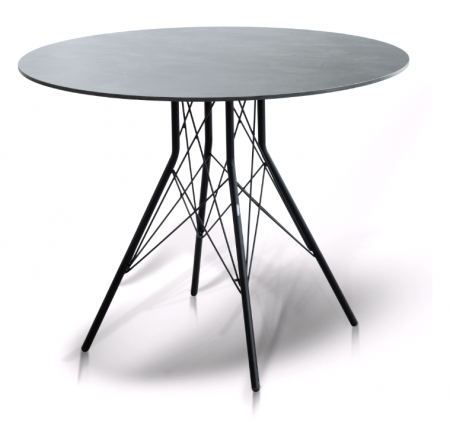 Фото-Стол для кафе Conte D70 HPL
