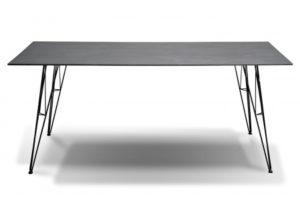 Стол обеденный Russo 180 grey granite HPL