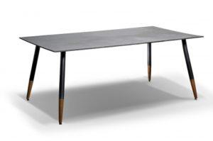 Стол обеденный Villagio 180 grey granite HPL