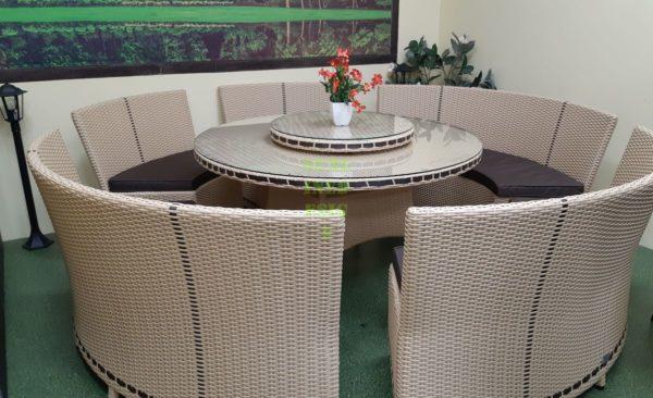 Фото-Плетеная мебель China beige