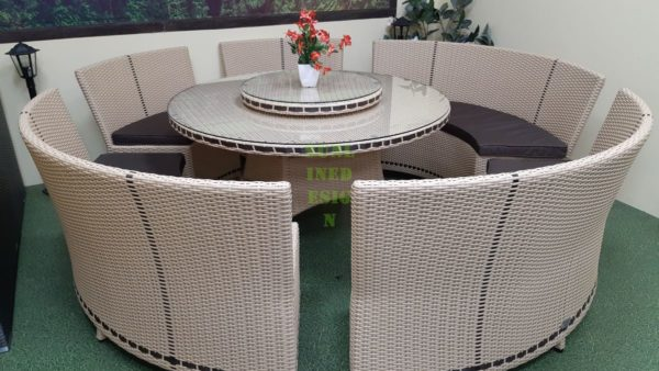 China beige Садовая мебель