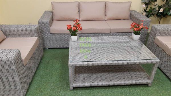 Фото-Enigma Мебель из ротанга