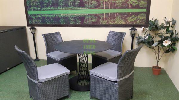 Фото-Lotus set 4 Мебель для террасы