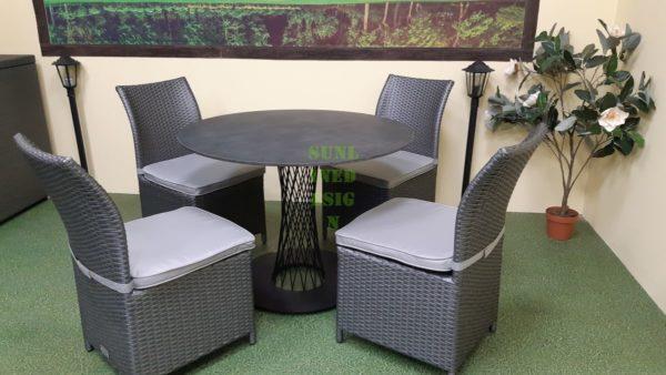 Lotus set 4 Садовая мебель