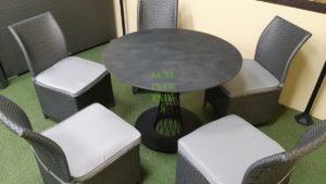 Lotus set 5 Мебель для кафе