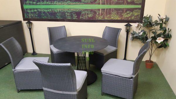 Lotus set 5 Плетеная мебель