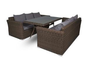 Плетеная мебель Mokko 2 brown
