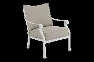 Arras Кресло садовое белый