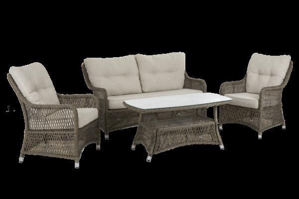 FLADER Плетеная мебель Brafab