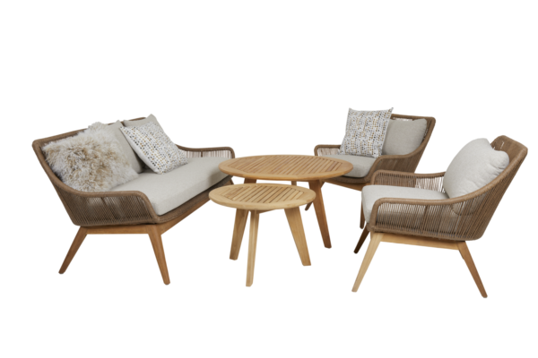 Hassel Brafab мебель из ротанга