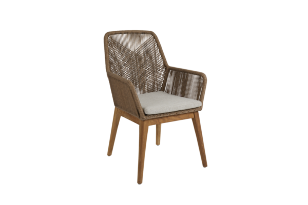 Hassel Кресло обеденное из ротанга Brafab