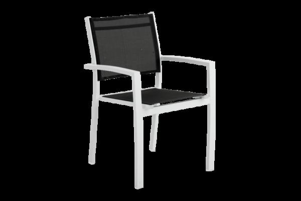 """Кресло садовое из текстилена """"Rana"""" white"""