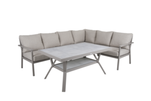 SAMVARO beige Садовая мебель обеденная set 3
