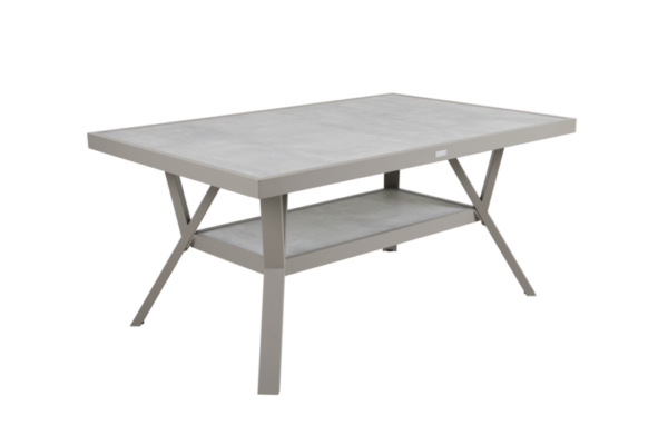 "Стол садовый ""SAMVARO"" beige 140x90"