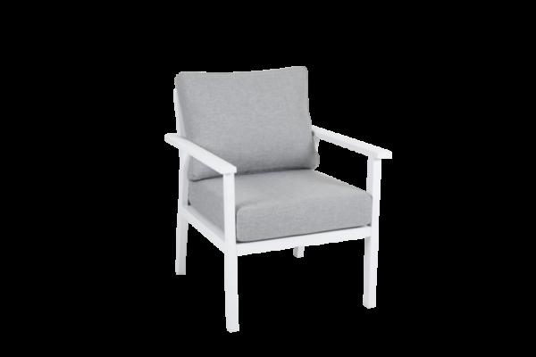 SAMVARO white Кресло садовое