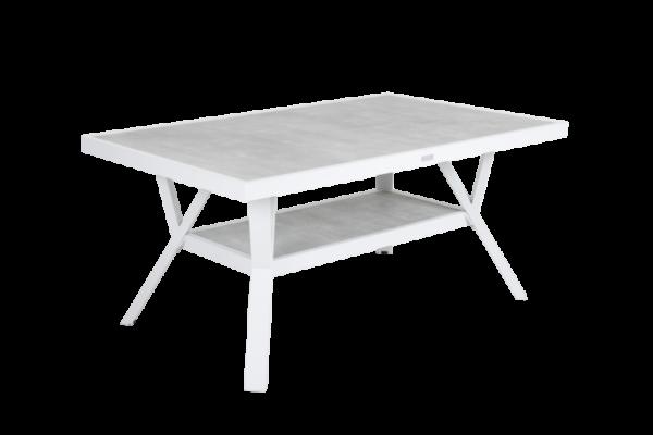 """Стол садовый """"SAMVARO"""" white 140x90"""