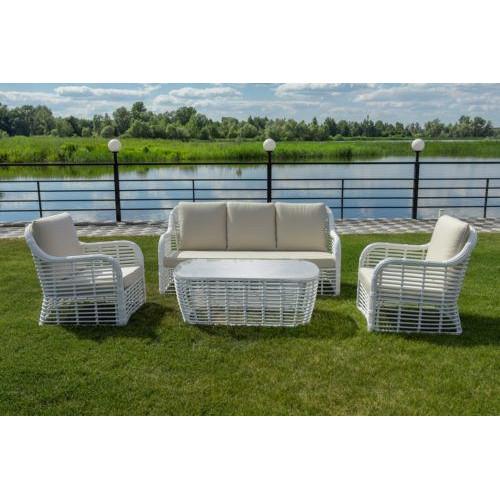 Bliss lounge set Плетеная мебель