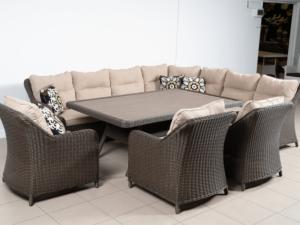 Confidens Плетеная мебель