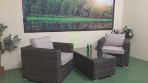 Louisiana royal Садовая мебель из ротанга set 2