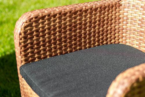 MYKONOS beige Плетеная мебель кресло