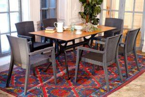 Modus 6 grey Уличная мебель для кафе