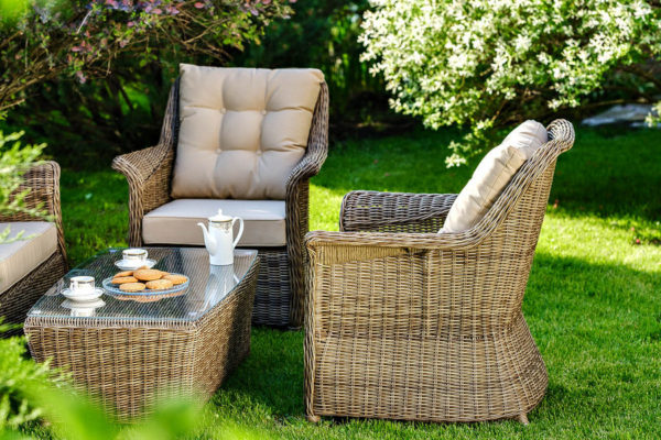 OPAL Садовая мебель плетеная