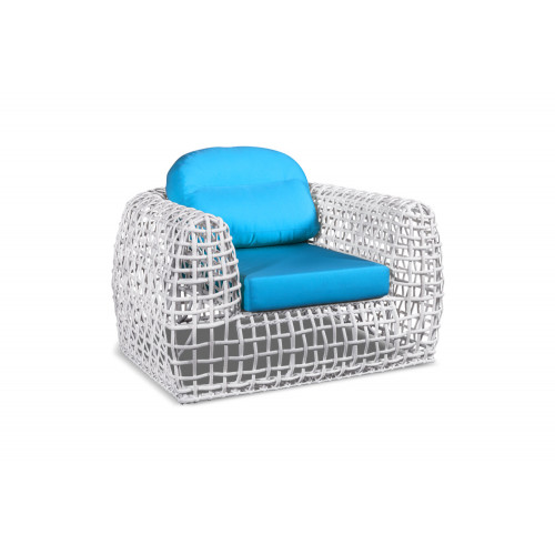Santorini Кресло из ротанга трубка