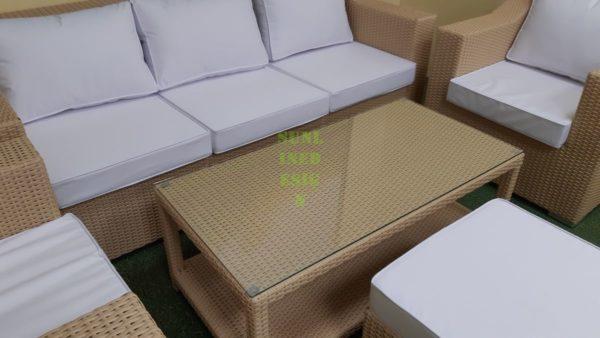 Glendon cream Мебель из ротанга