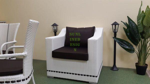 Era Кресло из искусственного ротанга