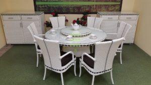 Фото-Era Плетеная мебель обеденная
